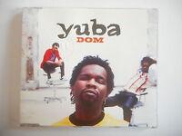 YUBA : DOM [ CD-MAXI PORT GRATUIT ]