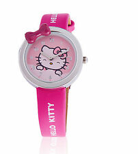 Hello Kitty Faux Leather Wristwatches