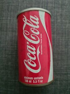 Vintage Coca Cola Coke Cans x 2