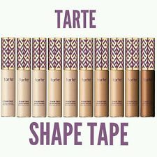 TARTE SHAPE TAPE CONTOUR CONCEALER FULL SIZE 10ML - 11 SHADES AVAILABLE
