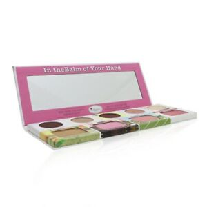 NEW TheBalm In TheBalm Of Your Hand Palette Volume 2 19.77g Womens Makeup
