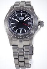 Solid Titan-Flieger Men's Watch SELITA-SW-200 Automatic Swiss In.ar