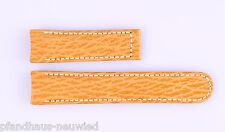 Ebel Haifisch Lederband braun 20 mm  Ref: 3524 für Faltschließen NEU