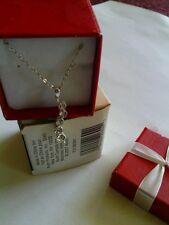 Love necklace fashion jewelry silvertone plated diamond strand*NEW* VINTAGE AVON