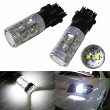 White High Power 80W CREE 360° 3156 3056 T25 LED Bulbs For Backup Reverse Lights
