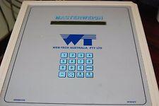 Web Tech Weight Master Controller, Mw1-10-02,