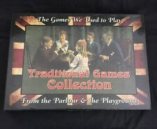 Traditional Games Collection The Games We Used To Play Boardgames Boxed