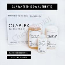 OLAPLEX No.1, No.2 & No.3 Single Use KIT w/ Instructions and Dosing Dispenser.