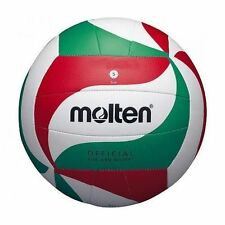 Molten Synthetic Leather Lightweight Match Official Volleyball V5M1800-L