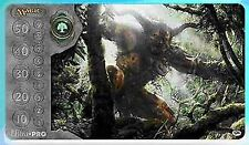 PRIMEVAL TITAN M11 MTG PLAYMAT PLAY MAT FOR CARDS ULTRA PRO GREEN MANA SYMBOL