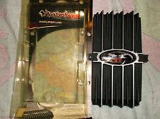 OLD SCHOOL ROCKFORD FOSGATE PUNCH AMP LINK!!   NEW RFC-4210-  RARE BLACK LINK!!