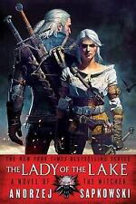 NEW The Lady of the Lake (The Witcher) by Andrzej Sapkowski