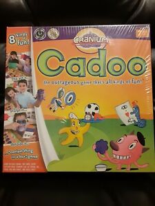 Cranium Cadoo Game - 2004 New In Box Shrink Wrapped