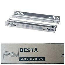 IKEA BESTA BESTÅ Drawer Runner Push-Open Pack of 2 - 402.878.25