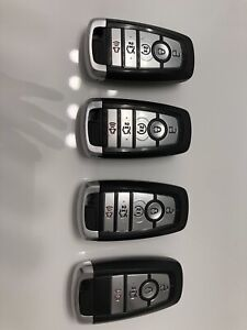 lot of 4 ford smart key fob button push start OEM original key Fobs