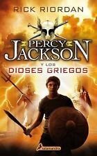 PERCY JACKSON Y LOS DIOSES GRIEGOS / PERCY JACKSON AND THE GREEK HEROES - RIORDA