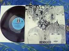 THE BEATLES  ♫ REVOLVER SHZE 186 ♫ RARE LP VINYL RECORD #1