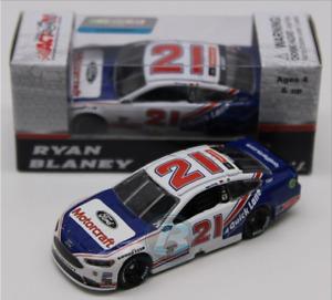 NASCAR 2017 RYAN BLANEY # 21 DARLINGTON MOTORCRAFT 1/64 CAR WE SHIP GLOBALLY