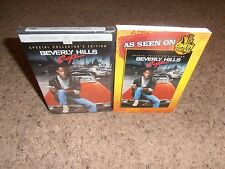 BEVERLY HILLS COP SPECIAL COLLECTOR'S EDTION SLIPCOVER dvd BRAND NEW movie