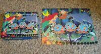 Vintage Disney Golden 4079B The Little Mermaid 100 Piece Puzzle