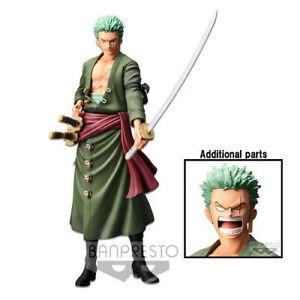 One Piece - Banpresto Grandista Nero - Figura Roronoa Zoro 28cm