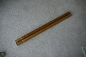 West elm mid-century-wooden-rod-t991 Mid-Century Two rods only.