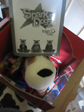NEW (RARE BOXED & INTACT ) SPARK DOGZ COLLECTORS ITEM ( SEE BOX FOR INFORMATON )