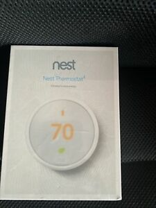 Nest Thermostat E - White Brand New