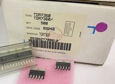 3 Stück / 3 pieces TDA7360 22W BRIDGE / STEREO AUDIO AMPLIFIER MULTIWATT11