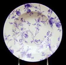 Wedgwood BLUE PLUM Rimmed Soup Bowl 1796370