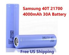 Samsung INR21700-40T 4000mAh Rechargeable Battery