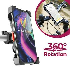 Mobilefox 360 Universal Fahrrad Halterung Halter Lenker Handy Smartphone