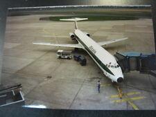 Photo McDonnell-Douglas DC-9-82 MD-82 Super 80 Al Italia I-DACY, Schiphol 1993