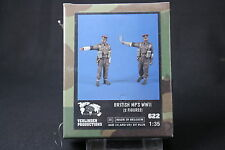 ZA596 VERLINDEN PRODUCTIONS BRITISH MP'S MILITARY POLICE WWII Ref 622 1/35 NB