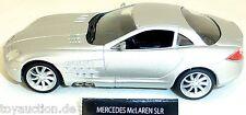 MERCEDES MCLAREN SLR Camión PLATA 004a NUEVO 1:43 µ
