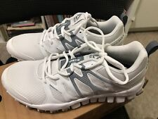 New Reebok Men's Realflex Train 4.0 Training Shoes Size Sz 8 White BD5892