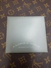 Foulard fazzoletto A.LANGE & SOHNE GLASHUTTE SA washable micro fibre cloth