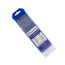 Blue TIG Welding Tungsten Electrodes WL20 (.040 1/16 3/32 1/8 and Assorted Pack)