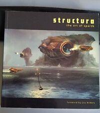 2008 STRUCTURA THE ART OF SPARTH BY DESIGN STUDIO PRESS NICHOLAS BOUVIER