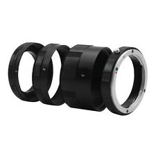 Macro Lens Extension Tube Adapter Ring For Nikon AI D3300 D3100 D5300 D7000 D710