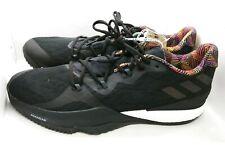 Adidas crazy light boost 2 B43799 - Men's US Size 18 Black Basketball