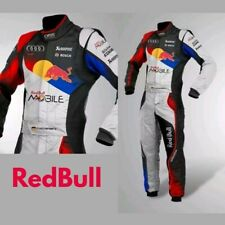 GO-KART-REDBULL-RACE-SUIT CIK/FIA LEVEL 2 APPROVED WITH FREE GIFTS INCLUDED