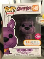 Funko POP! Scooby Doo Purple Flocked Box Lunch Exclusive 149 In Hand Limited