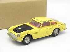 Corgi Toys 1/43 - Aston Martin DB4 Jaune