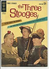 1962 The Three Stooges #10 F/VF 1st Gold Key Issue