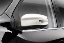 Nissan Pulsar (2014 >) Genuine White Styling Mirror caps KE9603Z030WH