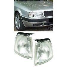 Blinker weiß - Paar für Audi 80 B3 + B4 86-94