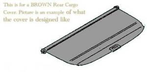 OEM NEW 2001-2004 Genuine Subaru Legacy Tonneau Cover Assembly 65550AE01BDG