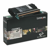 Lexmark C5220KS Toner 4000 Page-Yield Black