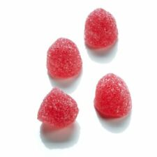 CandyKing Sugared Raspberry Jelly Pick & Mix Sweet - Scandinavian Candy & Sweets
